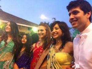 Zaaru, Iyana, Shaleen, Vahi and Zeean!!
