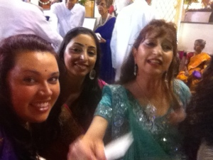 Ruks, my amazing Mana Masi and I